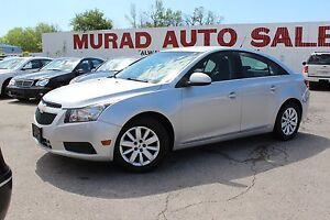 2011 Chevrolet Cruze!!! GREAT ON GAS 1.4LTR !!!