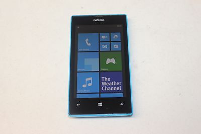 Nokia Lumia 520 - 8GB - Blue (Cricket/ Aio) Smartphone....FREE S&H!!!