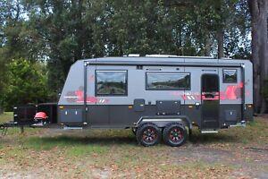 2021 Eden Wildtrax 21 Offroad Caravan Coffs Harbour Coffs Harbour City Preview