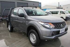 2018 Mitsubishi Triton GLX 4X4 Mowbray Launceston Area Preview