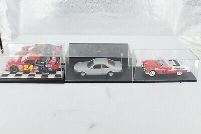 Assorted Brands Mixed Models And Series Die Cast Cars Collectibles Lot Of 3