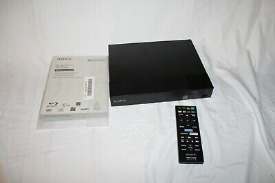 Sony BDP-S1700 Blu-ray Disc / DVD Player Wired 1080p Missing Power Supply