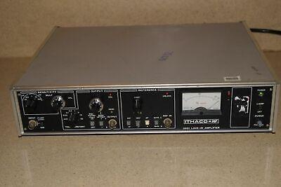 Ithaco Nf Lock In Amplifier Model 3921