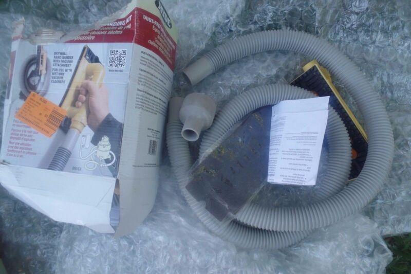 Vacuum Hand Sander Kit, Hyde, 09165