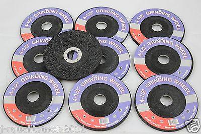 20 Pack 4-12 Grinding Wheels Fit Dewalt 4.5 Angle Grinders And More