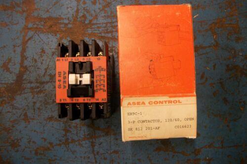ASEA Control EH9C-1 Contactor