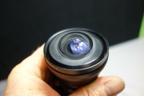 camera fish eye lens for 55 mm filter ring with book