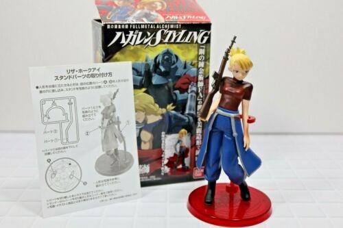 Fullmetal Alchemist Hagaren Styling Riza Hawkeye Figure