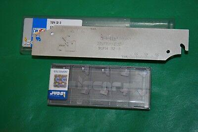Iscar Tag N3c Ic 908 10pcs Blade Tgfh 32-3 1pcs