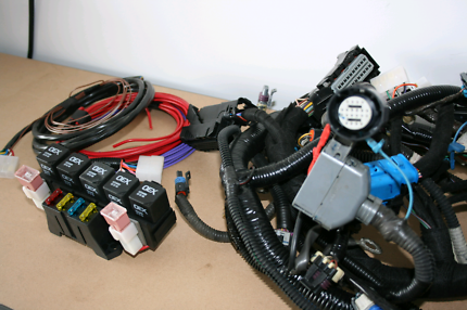 complete wiring harness brisbane auto wiring diagram today u2022 rh autodiagram today Painless Wiring Car Kits Complete Engine Wiring Harness