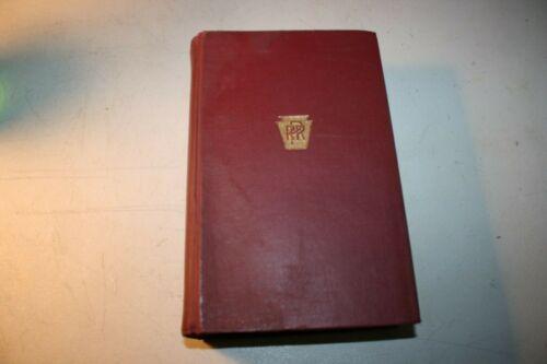 Centennial History of The Pennsylvania Railroad Company 1846-1946, Burgess 1949
