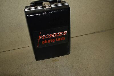 Pioneer Electric Research Corp Pioneer Photo-tach Model 36 2400-12000 Rpmch6