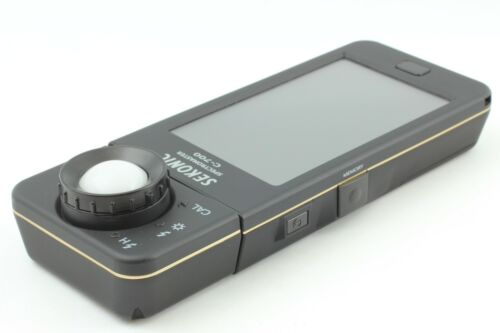 【Mint+++ in Case】 Sekonic SpectroMaster Color Meter C-700 From Japan