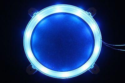 Cornhole Lights 2 Blue  LED Bright Bean Bag Board Night