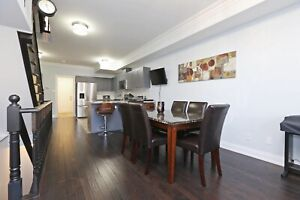 Luxury Townhome in East York for Rent - Partly Furnished
