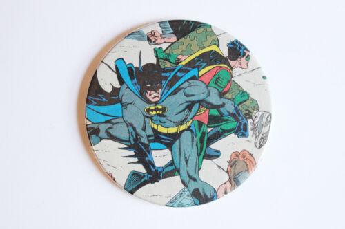Batman Comic Book Coasters (Set of 4)