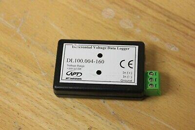 Apt Instruments Differential Voltage Data Logger Datalogger Dl100.004-160