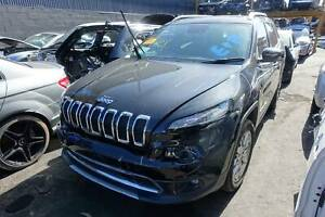 WRECKING (24969) KL JEEP CHEROKEE PARTS 3.2 AUTO Revesby Bankstown Area Preview