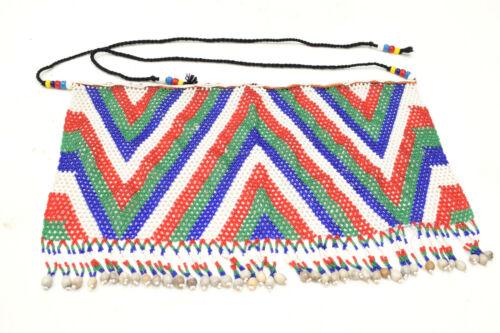 Apron African Zulu Beaded Apron