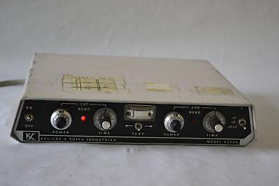 Kulicke Soffa 4320a Dual-ch Wedge Bonder Wire Bonding Machine Control Controller