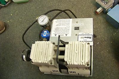 Rhine Air Sa-1 Supplied Fresh Air Respirator Breathing Compressor