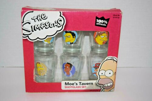 The Simpsons Moe
