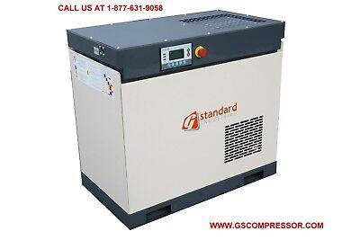 10 Hp Rotary Screw Air Compressor- 42 Cfm Output