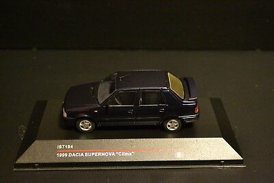Used, Dacia Supernova Clima 1999 diecast vehicle in scale 1/43  for sale  Joliet