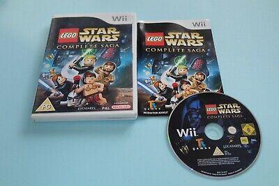 LEGO Star Wars: Die komplette Saga Nintendo Wii
