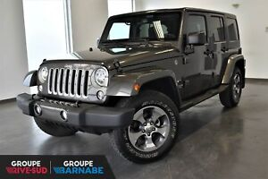 Jeep Wrangler Unlimited 2017 * DEUX TOIT* GPS * BLUETOOTH * HITC