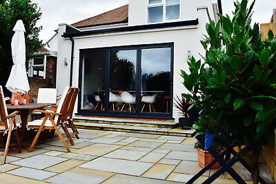 Aluminium Bi-folding Doors - Rhino Aluminium - Direct from the manufacturer