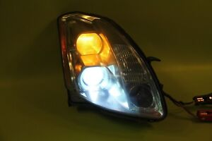 2004-2006 front hid headlights for Maxima