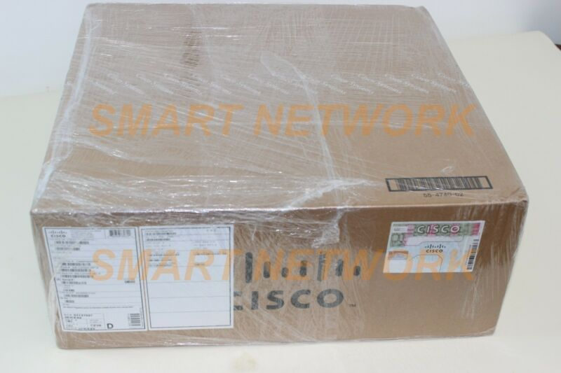New Cisco Ws-c3750x-48t-s Catalyst 3750-x Series Switch Fast Shipping
