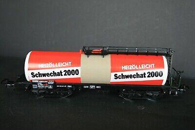 "4655 Kesselwagen ""Schwechat 2000"" ÖMV MARKLIN HO"