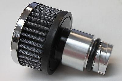 Oil Cap Breather (LSX LS1/LS6/LS2/LS3/LS7 Billet Aluminum Valve Cover Oil Cap w/ Chrome)