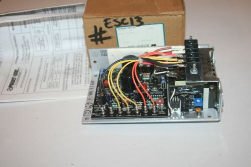 RELIANCE ELECTRIC POWER ONE 704323-11F Power Supply * NEW *