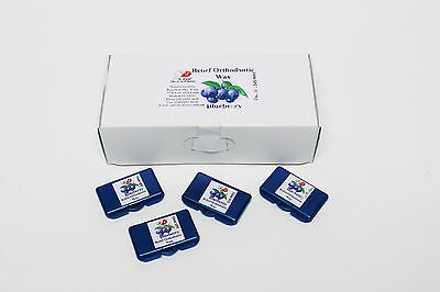 Orthodontic Relief Wax For Braces Gum Dental Irritation Specify Flavor 50box