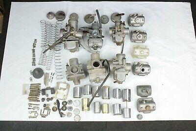 Lot of Motorcycle Carburetors and Parts P3879