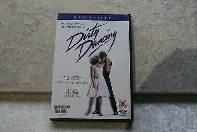 6 x Drama Films - Dirty Dancing - The Tree of Life - Somewhere Tomorrow - Ghost