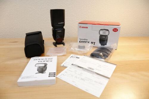 Canon Speedlite 600EX-RT Shoe Mount Flash for DSLR Camera