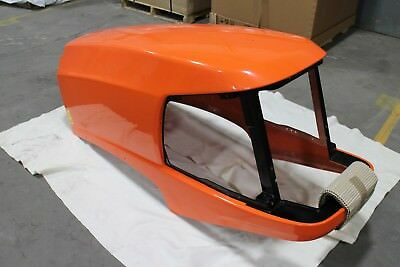 Hood Bonnet For Kubota M100xdtc Tractors. Part 3t999-00064