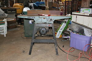 """Delta 6"""" Woodworking Bed Jointer"""