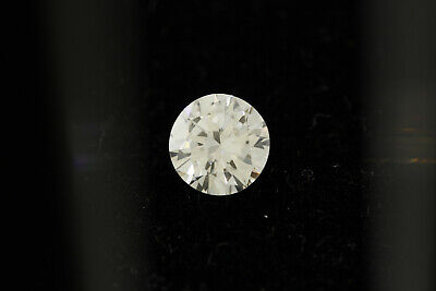 GIA .57ct Round Brilliant Loose Diamond H color, SI2 clarity 5.42-5.50 x 3.20mm