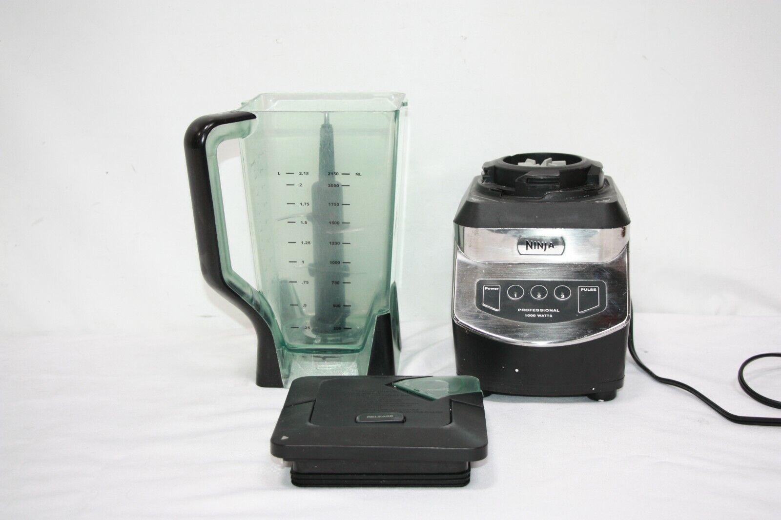 Ninja Best Blender Professional 6 blades 1000 Watts NJ600 Series