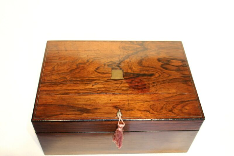 19th Century -  Antique - Writing Slope or Lap Desk