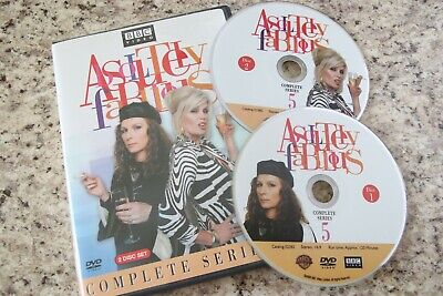 ABSOLUTELY FABULOUS Complete Series 5 DVD 2-Disc Set BBC US Release Nice