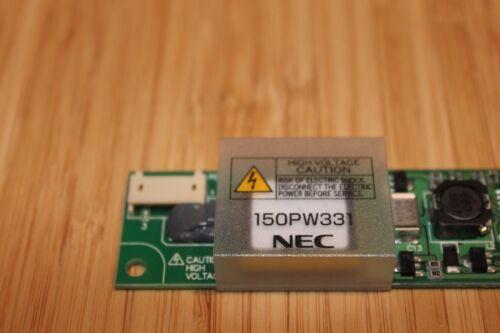 NEC TDK 105PW331 CXA-0523N 150PW331-B LCD Inverter NL10276BC30-33D NL10276BC30