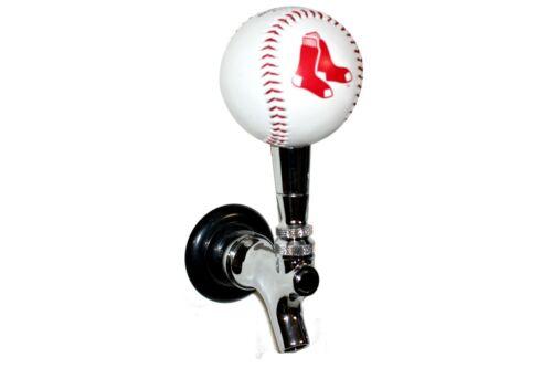 Boston Red Sox Licensed Baseball Beer Tap Handle