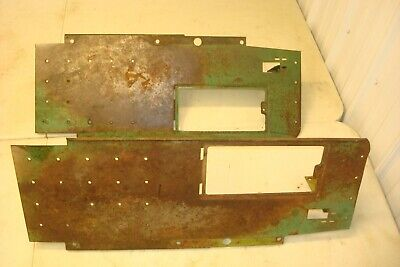 1966 Oliver 1550 Gas Tractor Running Boards