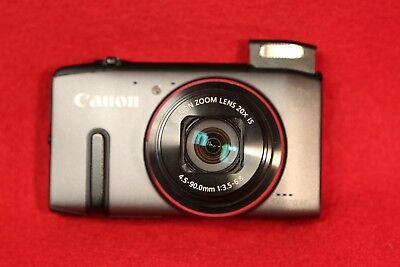 Canon PowerShot SX270 HS  - 12MP - 20x Zoom - Grau